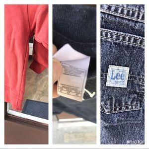 Disney Nike Sweat Shirt S 707 Tee 4T Lee Jeans 4S